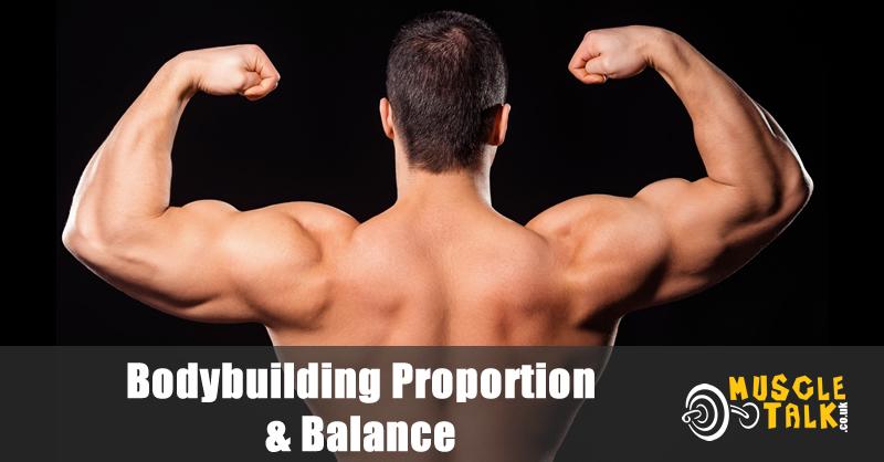Bodybuilding Proportion