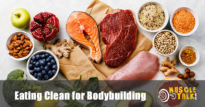 Clean, Healthy Food
