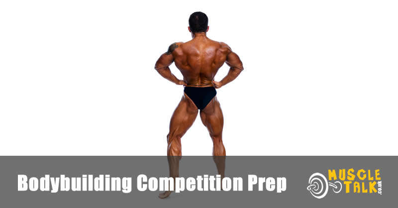 Bodybuilding Competition Prep