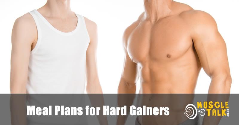 Hard Gainer Meal Plans
