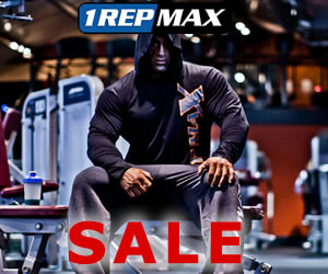 1 Rep Max Clothing