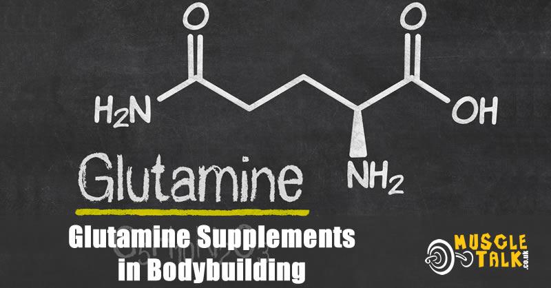 Glutamine Formula