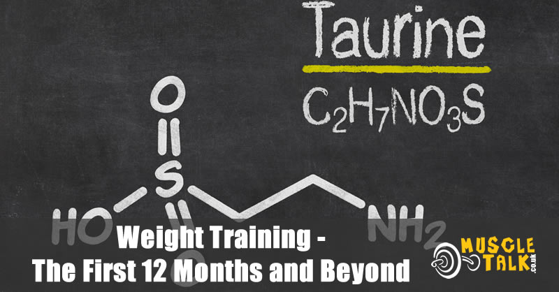 Taurine - chemical structure