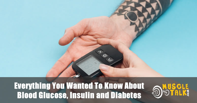 Testing Blood Glucose