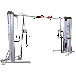 Body-Solid Pro Club Line Series II cable crossovers