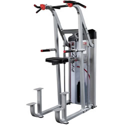 Body-Solid Pro Club Line Series II Assisted Chin & Dip Machine