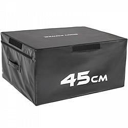 Body Power Soft Plyo Box - 45cm