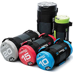 Escape Core Bags - selection of different weights