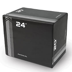 Physical Company 3-in-1 Soft Plyo Box