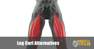 You don't have to rely on leg curls to build up your hamstrings